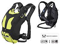 Рюкзак Shimano Hydration Daypack - UNZEN 6L чорний/жовтий