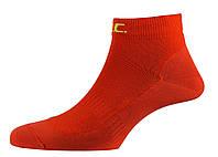 Шкарпетки жіночі P.A.C. Running Ultralight Speed червоний 38-41