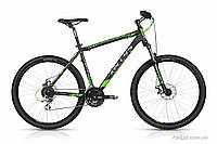 Велосипед Kellys 2017 Viper 30 Black Green (27.5˝) 21.5˝