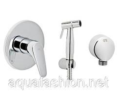 Гигиенический душ скрытого монтажа Genebre GE45ov Испания