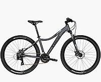 Велосипед Trek-2017 Skye S WSD 27.5 сірий (Charcoal) 13.5˝