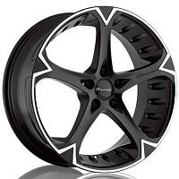 Giovanna Dalar R20 W8.5 PCD5x114,3 ET35 DIA73.1 black machined