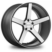 Vossen Wheels CV3 R19 W10 PCD5x120 ET36 DIA72.6 Matte Black Machined