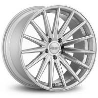Vossen Wheels VFS2 R21 W12 PCD5x120 ET25 DIA74.1 SILVER POLISHED
