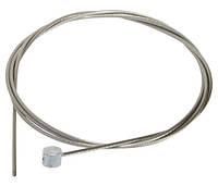 Тросик гальмівний KLS 100 см для передніх гальм полірована нержавійка