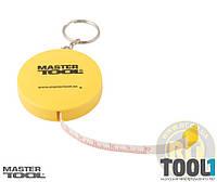 Рулетка для швей MASTERTOOL 60-0157