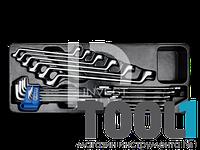 Набор инструментов в лотке 21 предмет  KINGTONY 9-90121MR