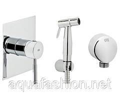 Гигиенический душ скрытого монтажа в наборе GENEBRE TAU45ov Испания