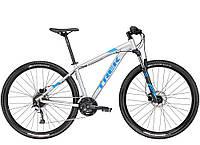 Велосипед Trek-2017 Marlin 7 27.5 сріблястий (Quicksilver) 15.5˝