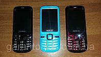"""Мобильный телефон Nokia 5160 ТВ на 2 Sim экран 2,4""""  металлический корпус"""