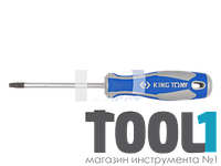 Отвёртка TORX T40 x 150 с отверстием KINGTONY 14274006