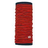 Головний убір P.A.C. Merino Cell-Wool Pro Stripes Red