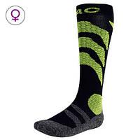 Шкарпетки жіночі P.A.C. Ski Race Pro лайм 38-41