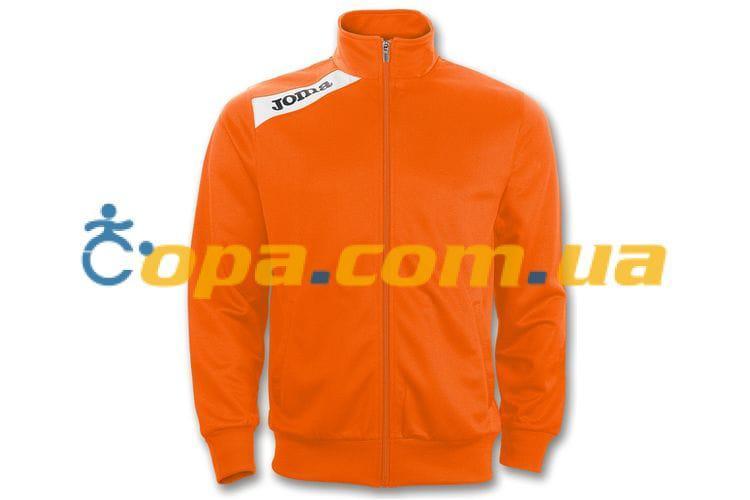 Спортивная олимпийка Joma Victory оранжевая (полиестр)  продажа ... b1a04c8e7fc