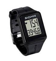 Пульсометр Sigma Sport iD.GO Black