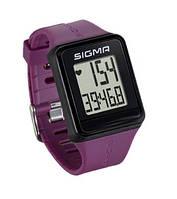 Пульсометр Sigma Sport iD.GO Plum
