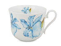"""Чашка """"орхидея голубая"""" 480 мл"""