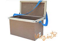 Ящик рамочный для 6-ти рамок Дадан (Рамконос), фото 1