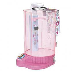 Автоматическая душевая кабинка для куклы BABY BORN - ВЕСЕЛОЕ КУПАНИЕ (с аксессуаром)  823583
