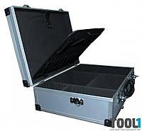 Ящик-кейс для инструментов, с перегородками (455*330*152 мм) Housetools 79K220-S