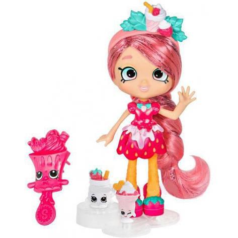 Кукла SHOPKINS SHOPPIES серии «Фантазия» - КЛУБНИЧКА 56405, фото 2