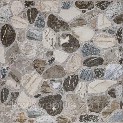 Напольная плитка керамогранит  Сорренто графит/ Sorrento grafit, фото 2