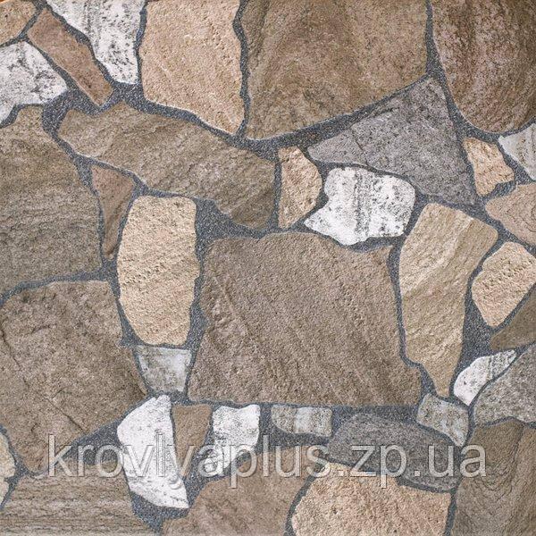 Напольная плитка  керамогранит  Камаро серый/ Kamaro grey