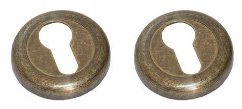 Щиток под цилиндр Colombo PZ CD 63 G  B античная бронза