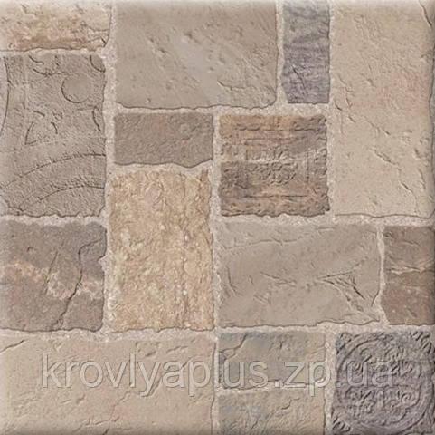 Напольная плитка керамогранит  Мидвей коричневый/ Midway brown