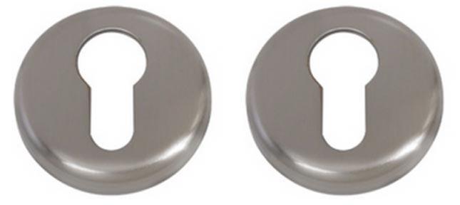 Щиток під циліндр Colombo PZ CD 63 G B матовий нікель