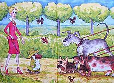 Пригоди Муфтика  Півчеревичка та Мохобородька  Ціна слави, фото 3