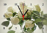 Часы настенные стеклянные Т-Ок 002 SG-25035025