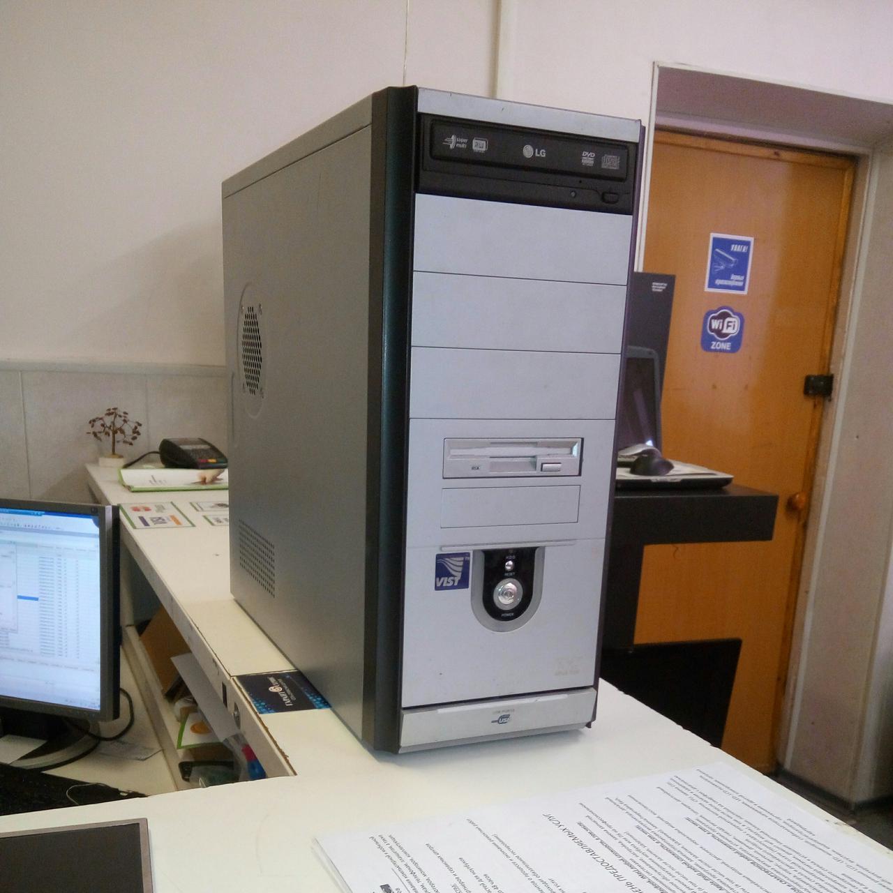Настольный компьютер MSI K9NGM/AMD Athlon 64,X2 4400+, 2,3GHz/80Gb/2Gb