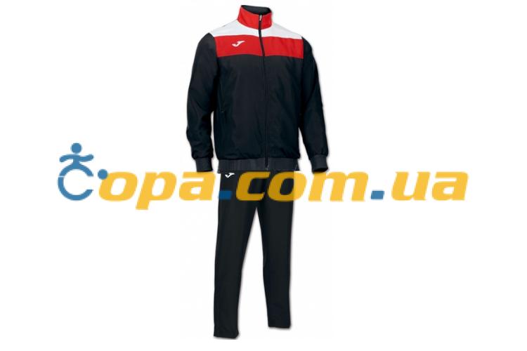 Спортивный костюм Joma Crew 100235.100+100248.100  (микрофибра, зауженные брюки)