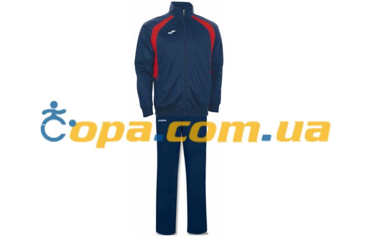 Спортивный костюм Joma Champion lll 100017.306+8005P12.30  (полиэстер, прямые брюки)