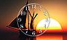 Часы настенные стеклянные Т-Ок 008 SG-3005003