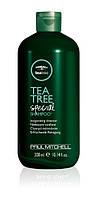 Шампунь на основе экстракта чайного дерева 300мл. Green Tea Tree Shampoo Paul Mitchell