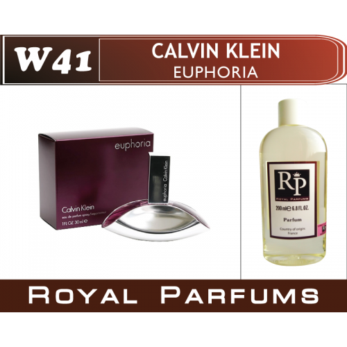 Духи на разлив Royal Parfums W-41 «Euphoria» от Calvin Klein