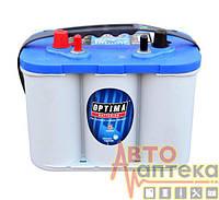 Аккумулятор OPTIMA BlueTop AGM BTDC-4.2L 6СТ-55Ah Аз ASIA (765EN) 816253000