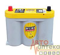 Аккумулятор OPTIMA YellowTop AGM YT6VL-2.1L 6СТ-55Ah Аз ASIA (765EN) 818356000