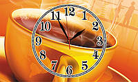 Часы настенные стеклянные Т-Ок 008 SG-3005004