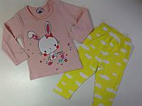 Красивая детская пижама в расцветке