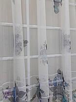 Тюль Аристо (сетка печать), фото 3