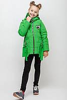 Куртка демисезонная  для девочки  Бантик