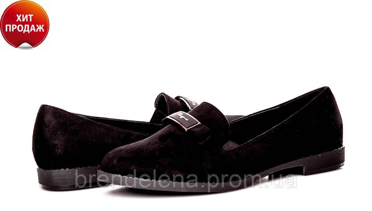 Туфли женские баталы (р 42.)