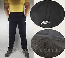 Штаны спортивные трикотажные Nike , фото 3