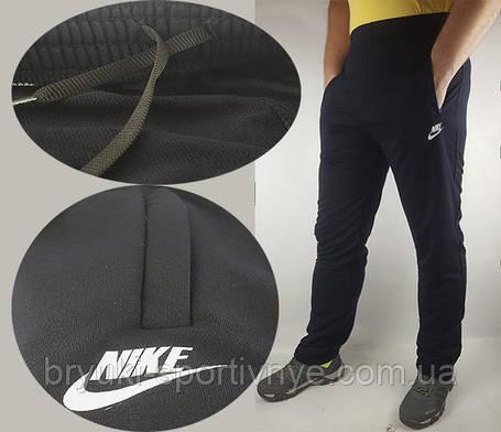 Штаны спортивные трикотажные Nike , фото 2