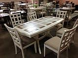 Стол обеденный раскладной T-13294 BM, фото 2
