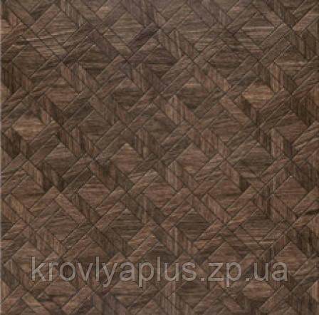Напольный кафель Керамогранит Эгзо браун паркет/ Egzo brown