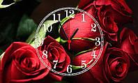 Часы настенные стеклянные Т-Ок 008 SG-30050016